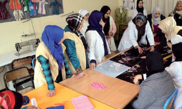 INDH : Approbation  de 27 projets pour l'année 2019