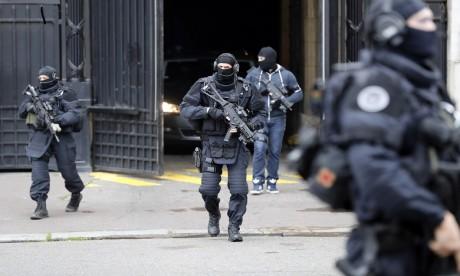 France: quatre interpellations dans le cadre d'un projet d'attentat