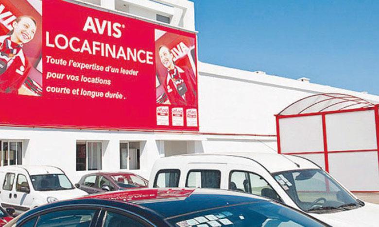 Avis Locafinance s'implante  à l'aéroport de Laâyoune