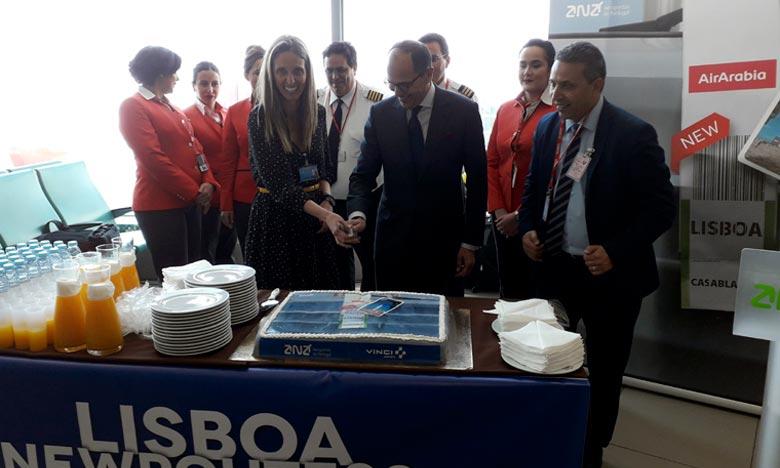 Air Arabia Maroc relie Casablanca à Lisbonne