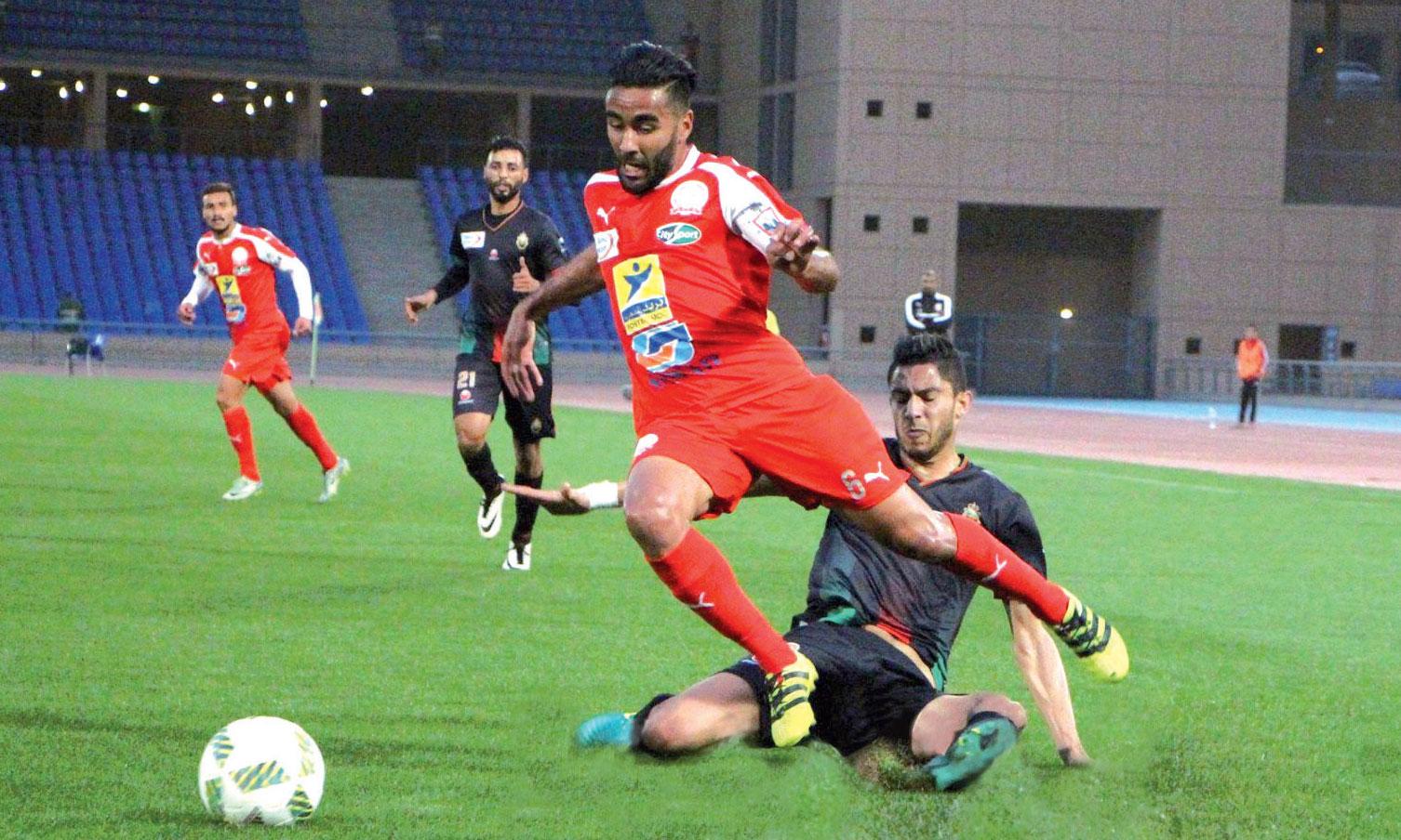Le KACM surprend l'AS FAR à Rabat, Alos s'en prend aux supporters et aux joueurs