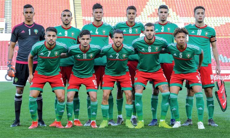 Le Maroc qualifié au prochain tour sur tapis vert