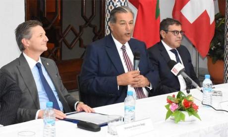 La Suisse veut mettre son expertise et son savoir-faire  au service de l'agriculture marocaine