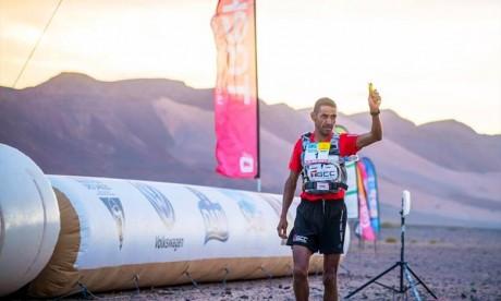Rachid El Morabity remporte l'étape  «La longue»