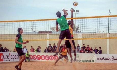 Le Maroc se qualifie pour le Mondial 2019 de beach-volley