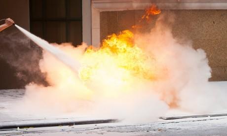 Douze pompiers ont également été blessés mais leur vie n'est pas en danger.  Ph: shutterstock