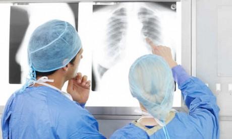 Un nouveau dispositif pour détecter le cancer du poumon en temps réel