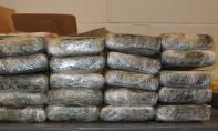 Casablanca: Sept tonnes de cannabis saisies, plusieurs arrestations