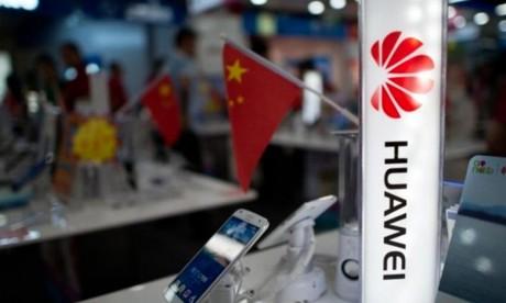 Huawei affiche une forte croissance en 2018