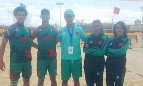 Les sélections nationales féminine et masculine U21 décrochent leur billet pour le Mondial