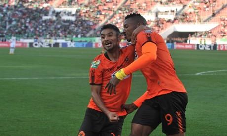 Coupe de la CAF: Renaissance Berkane prend une option