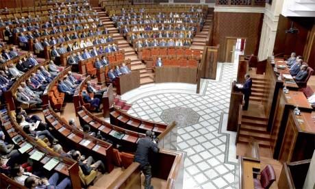 La Chambre des représentants renouvelle ses instances