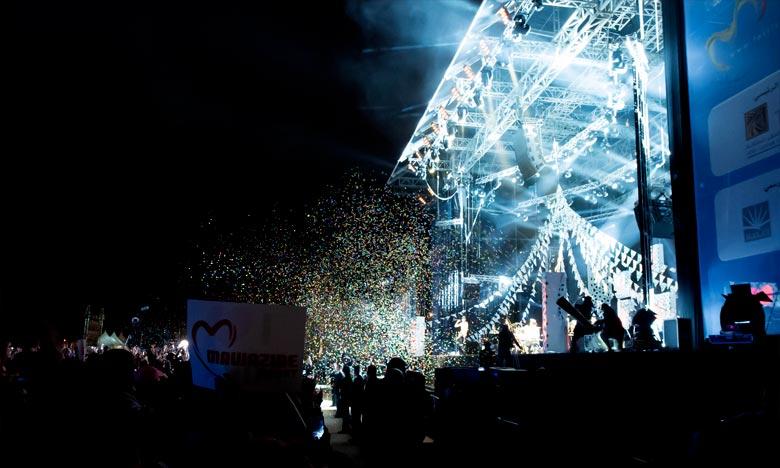 Le Festival Mawazine reste fidèle aux précédentes éditions, en proposant une programmation toujours plus éclectique, transgénérationnelle et gratuite à 90% de ses festivaliers. Ph : Dr