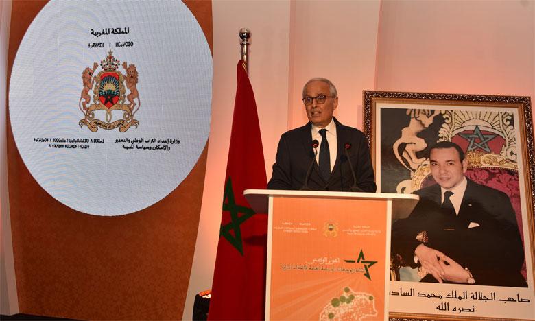 Le gouvernement lance un débat national pour l'élaboration des nouvelles orientations de la politique d'aménagement du territoire