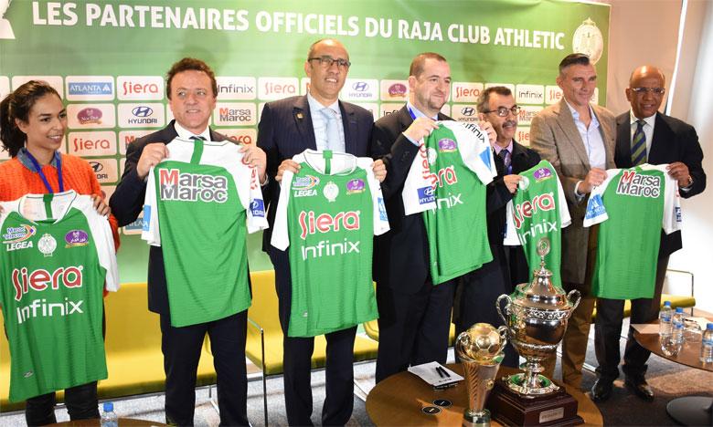 Jaouad Ziyat : «Atteindre la barre des 30 millions de dirhams de recettes de sponsoring est une première pour le football marocain»