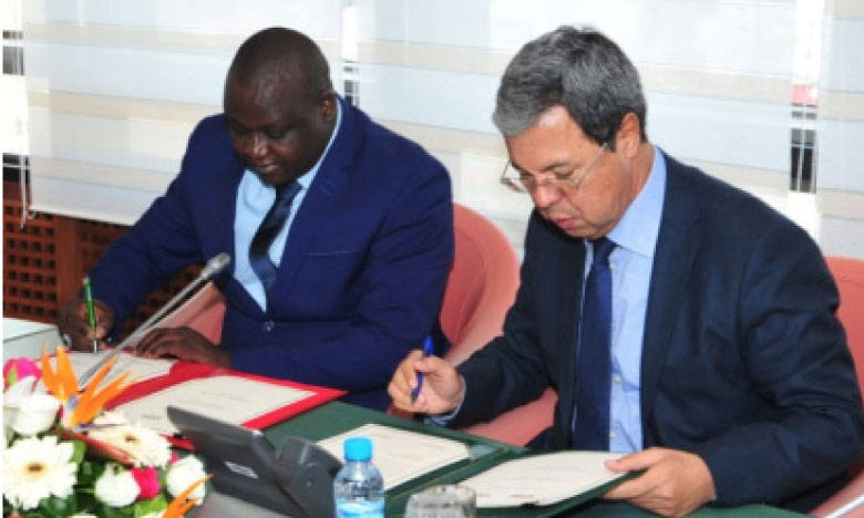 La CDG et la CDC du Niger renforcent leur partenariat