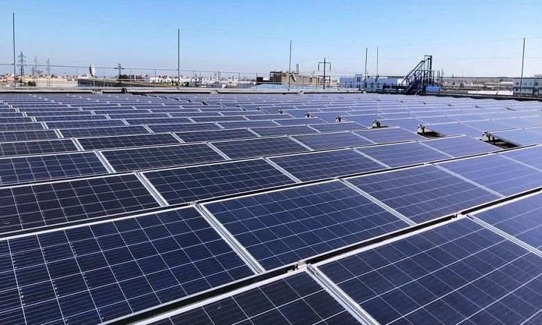 SBM équipe son usine d'une centrale photovoltaïque