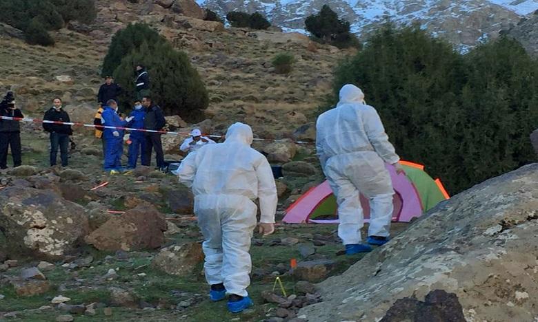 Le prévenu a été condamné pour liens avec les auteurs du meurtre des deux touristes scandinaves. Ph. AFP