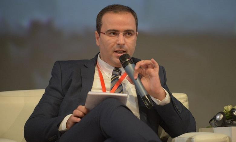 Jalal Benhayoun, Directeur général du PortNet et vice-président de l'Alliance africaine pour le commerce électronique (AACE).