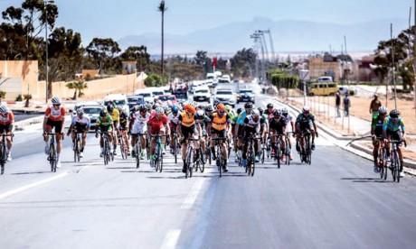El Mehdi Choukri offre au Maroc  sa première victoire d'étape
