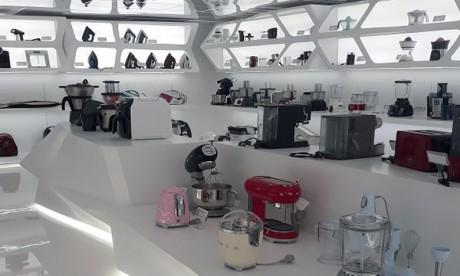 Le Comptoir Electro innove avec son nouveau store