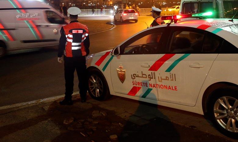 Un  policier à Taza  placé sous enquête judiciaire