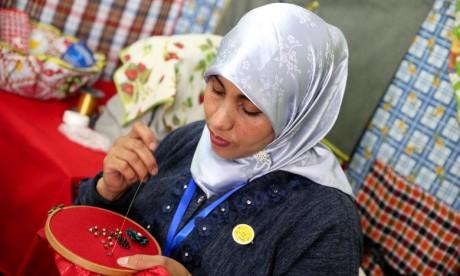 Bank Al-Maghrib a procédé au lancement d'un projet de recherche portant sur l'analyse du statut socio-économique des femmes rurales au Maroc. Ph : MAP