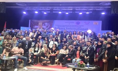 Ouverture de la troisième conférence du « Sahara International Model United Nations »