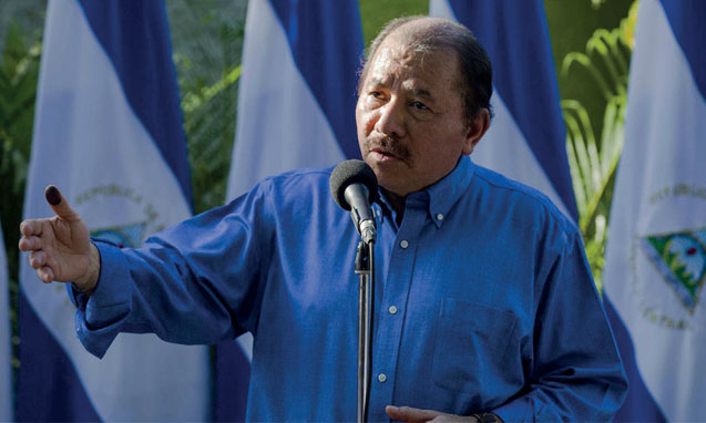 Washington annonce de nouvelles sanctions contre le régime  de Daniel Ortega