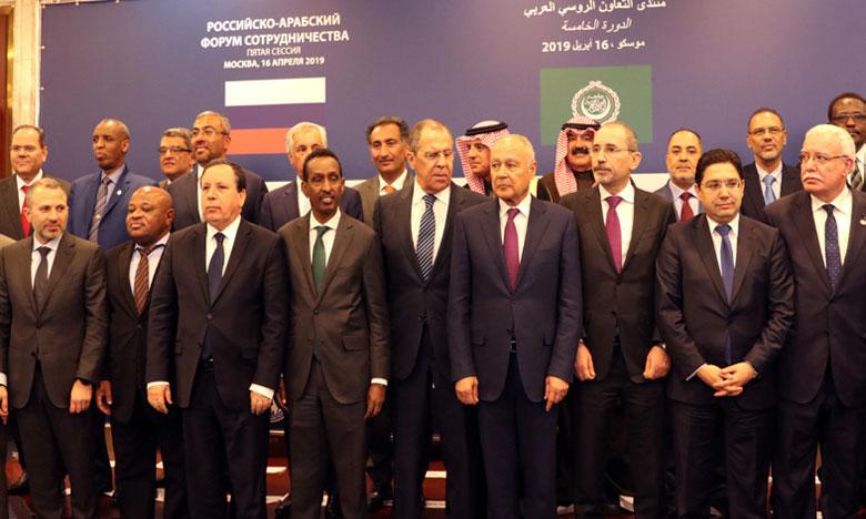 Le Maroc pour un cadre de partenariat novateur
