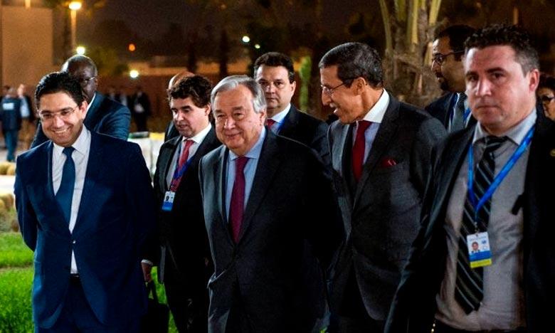«L'Appel d'Al-Qods» transmis au Secrétaire général de l'ONU