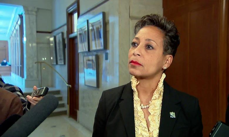 La ministre des Relations internationales et de la Francophonie, Nadine Girault, a annoncé les conditions de réussite ne sont pas réunies pour accueillir les Jeux de la Francophonie 2021.