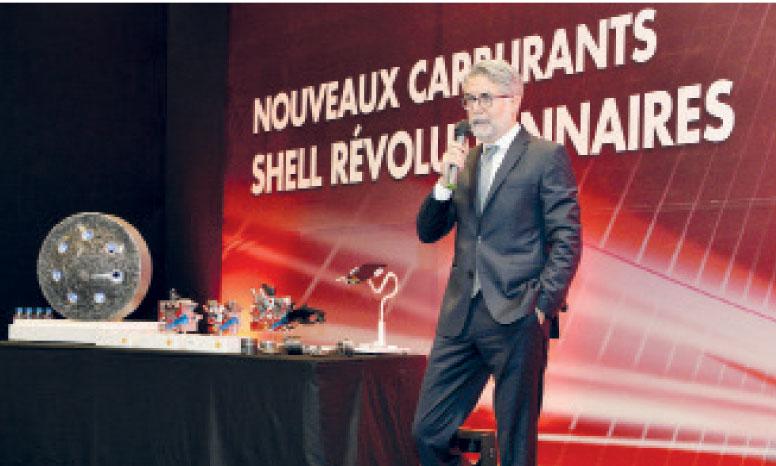 Shell révolutionne ses produits