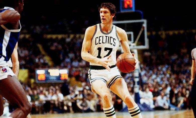 Basket-ball: John Havlicek est décédé