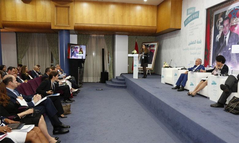 Le président du CESE a rappelé qu'au Nord comme au Sud, «nous devons faire face à des défis communs».