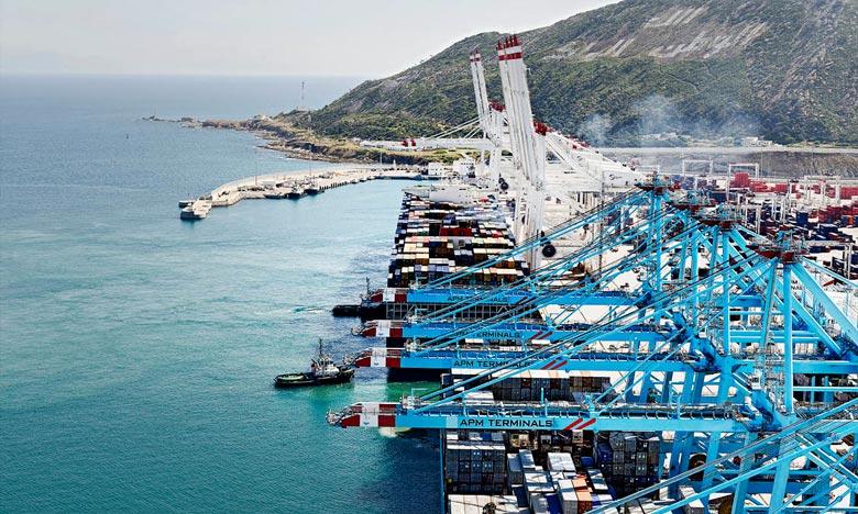 DHL prend place à Tanger Med