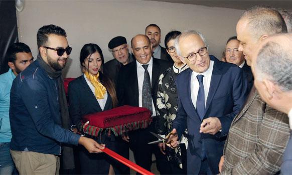 Le Salon ImmoGallery a ouvert ses portes jeudi et se poursuit jusqu'à dimanche. Ph. Saouri
