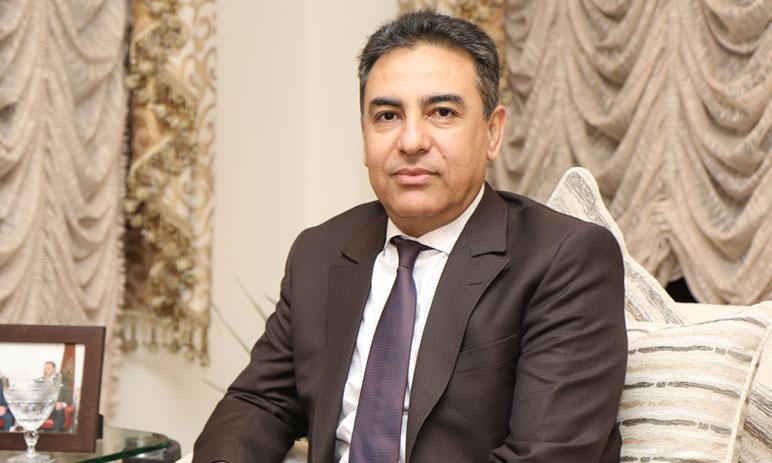 Mohammed Sitri, ambassadeur du Maroc en Jordanie