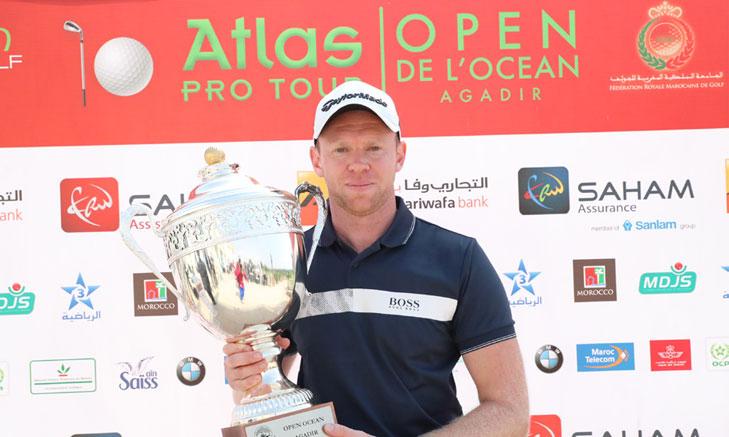 L'Anglais James Wilson remporte l'Open Océan à Agadir