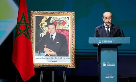 Omar Kabbaj, conseiller de S.M. le Roi. Ph : MAP