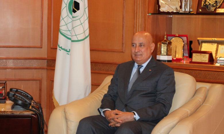Le directeur général de l'Isesco salue l'initiative de S.M. le Roi de contribuer à la restauration et à l'aménagement de certains espaces de la Mosquée Al Aqsa et de son environnement