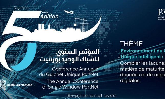 Rendez-vous le 10 avril avec la 5e Conférence annuelle du guichet unique «PortNet»