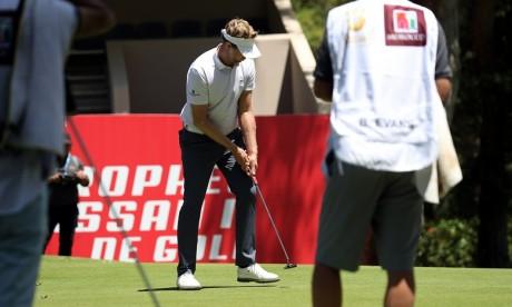 46è Trophée Hassan II de golf : Le Sud-Africain Erik Van Rooyen s'affiche et arrache la tête du classement