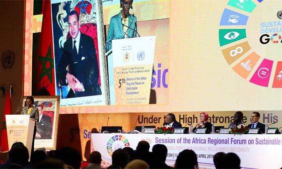 Le Chef du gouvernement réaffirme l'engagement du Maroc dans la nouvelle dynamique mondiale en faveur du développement durable