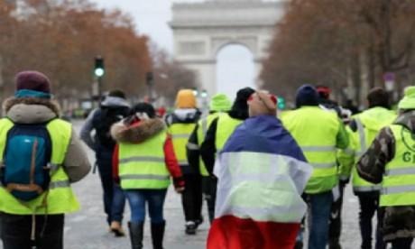 Mobilisation en baisse, 22.000  manifestants dans toute la France