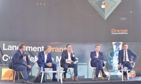 Au Maroc, les équipes d'Orange Cyberdefense vont concevoir et déployer la stratégie  de cyber-sécurité idoine pour chaque entreprise.