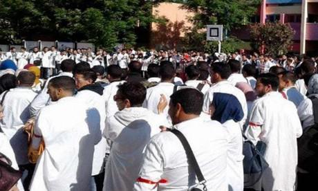 Le MEN suspend les sanctions contre les enseignants-cadres des AREF