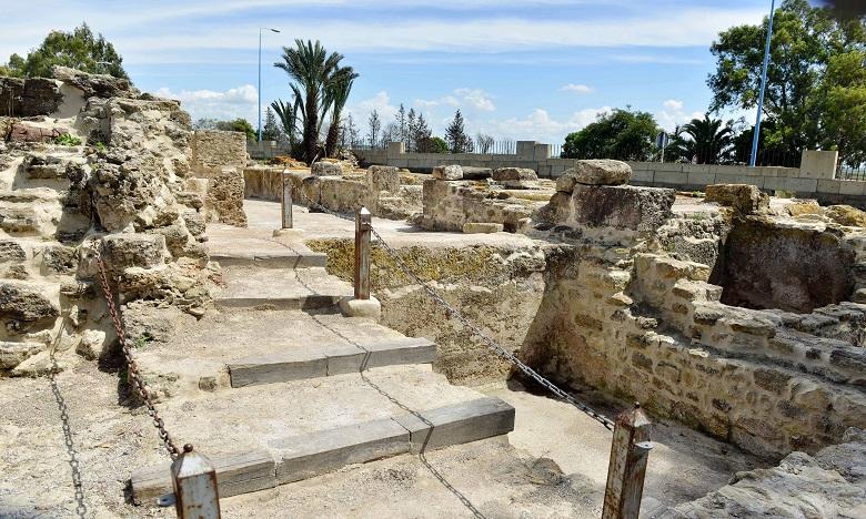 Situé près de la ville de Larache ce site a été fondé au VIIIe siècle avant Jésus-Christ. Ph. MAP