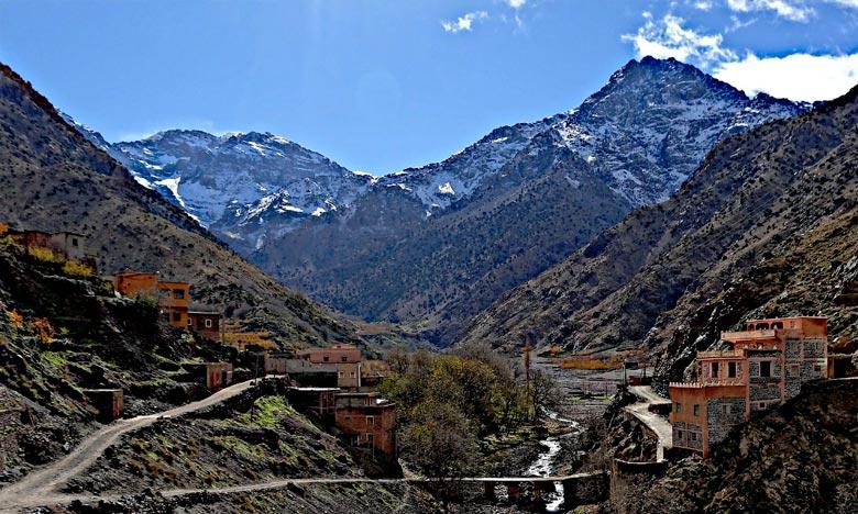La DMN prévoit pour la journée de ce samedi, des chutes de neige pouvant être importantes sur les Haut et Moyen Atlas à des hauteurs dépassant 1.700 m. Ph : DR