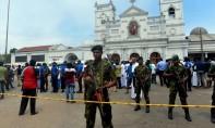 Malgré le couvre-feu décrété au Sri Lanka juste après les attaques, l'ambassade a pu dépêcher au Sri Lanka un représentant accompagné d'un médecin pour rendre visite à la victime marocaine afin d'évaluer son état de santé. Ph : AFP